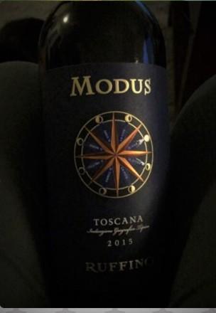 modus wine